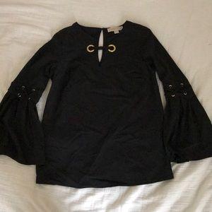Black Michael kors dress shirt